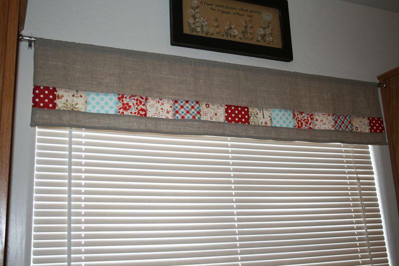 Kitchen curtain 001