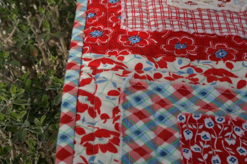 Ragged Edge quilt 005
