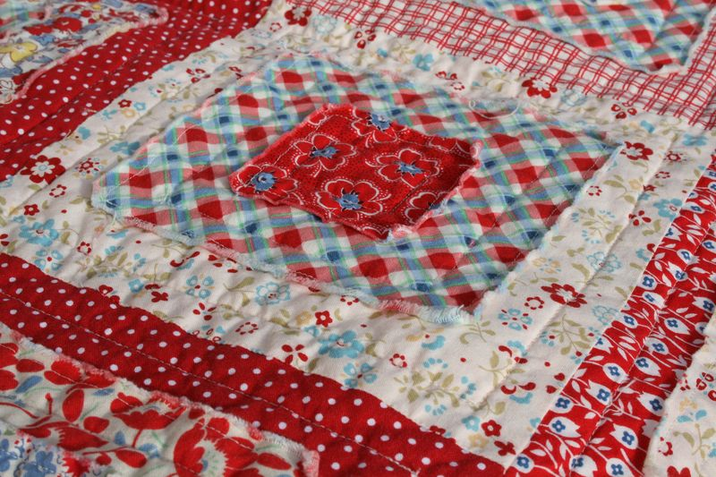 Ragged Edge quilt 003